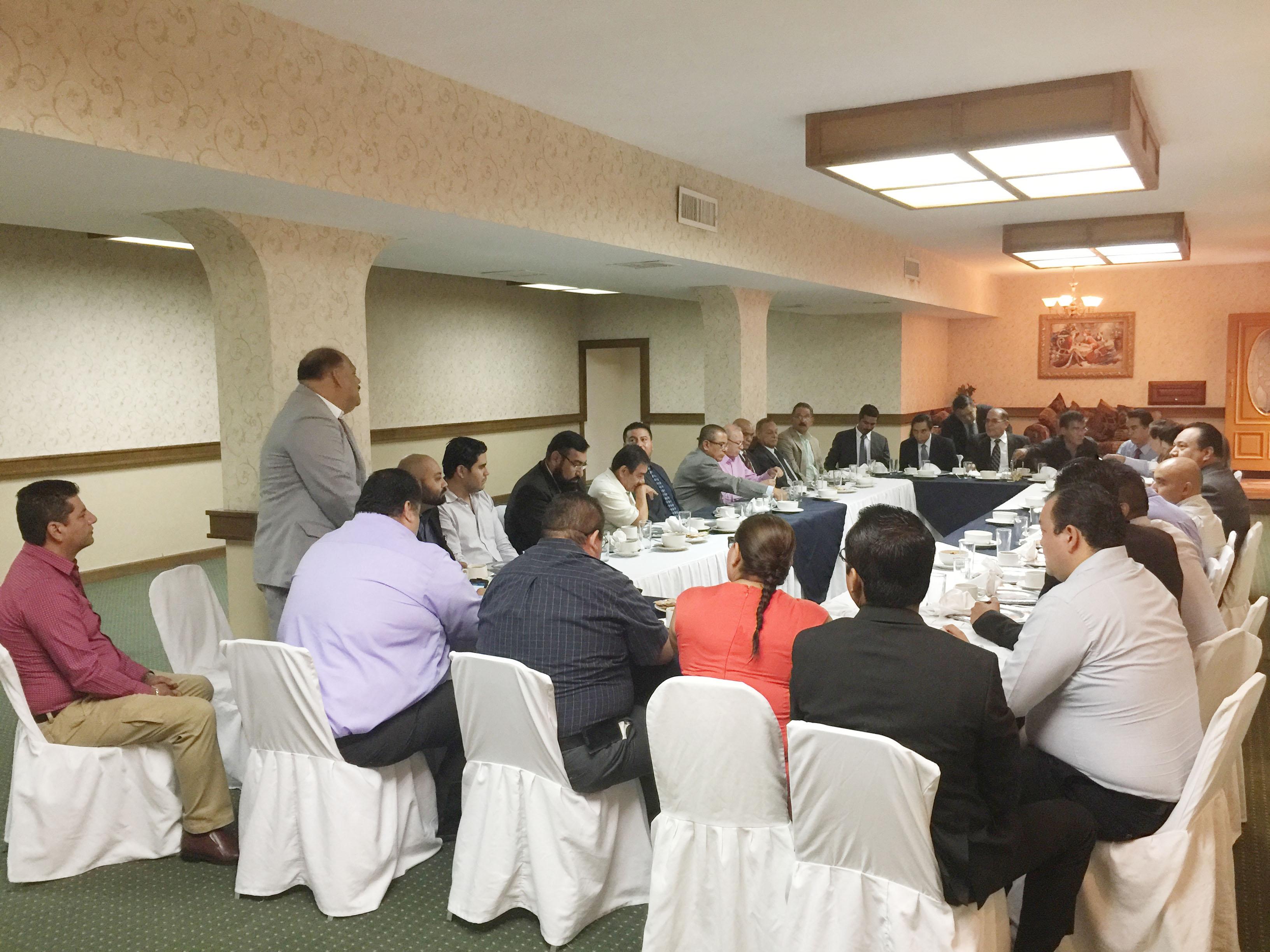 Presidente del PJED se reúne con abogados de Durango y La Laguna