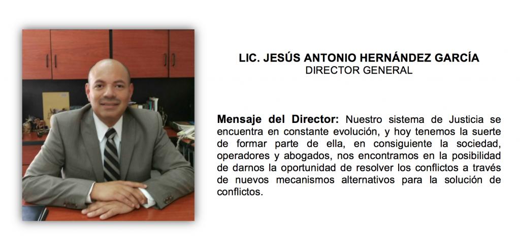 DIRECTORIO 2015 :: CENTRO ESTATAL DE JUSTICIA ALTERNATIVA