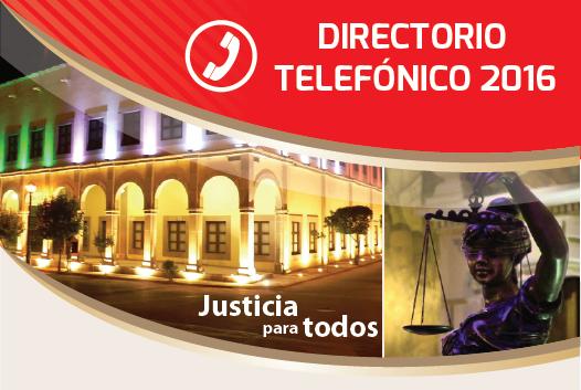 Directorio 2016