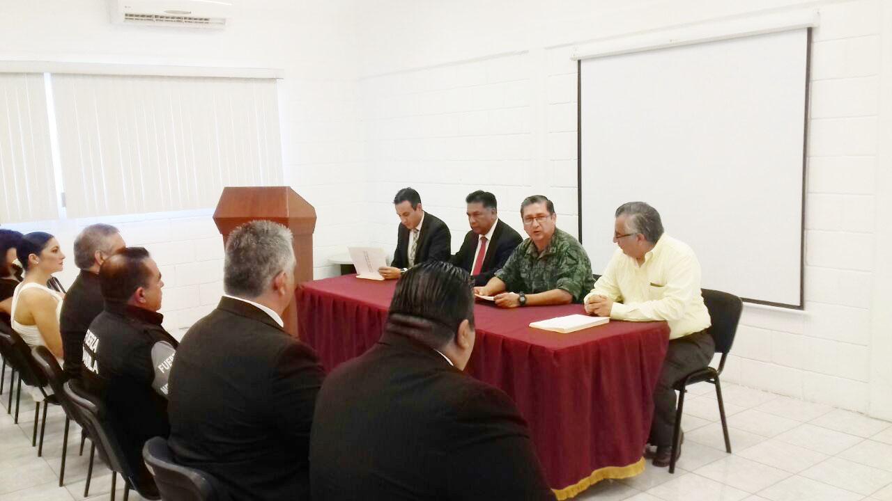 Mando Especial de la Laguna concluye capacitación por parte del Poder Judicial