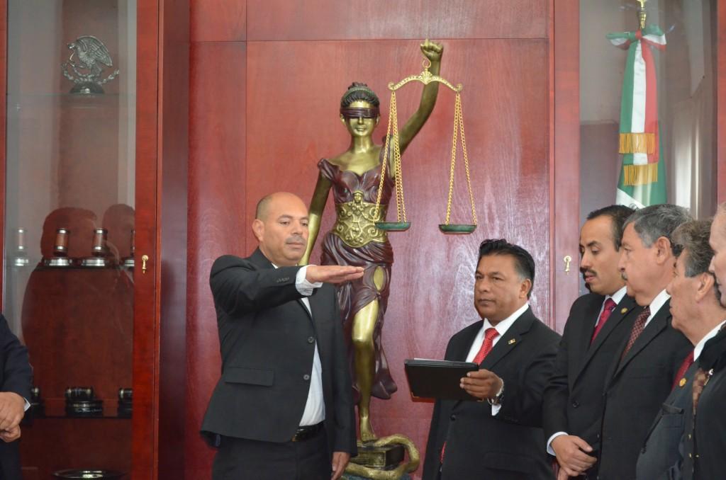 Designan nueva Consejera de la Judicatura y nuevos secretarios en el