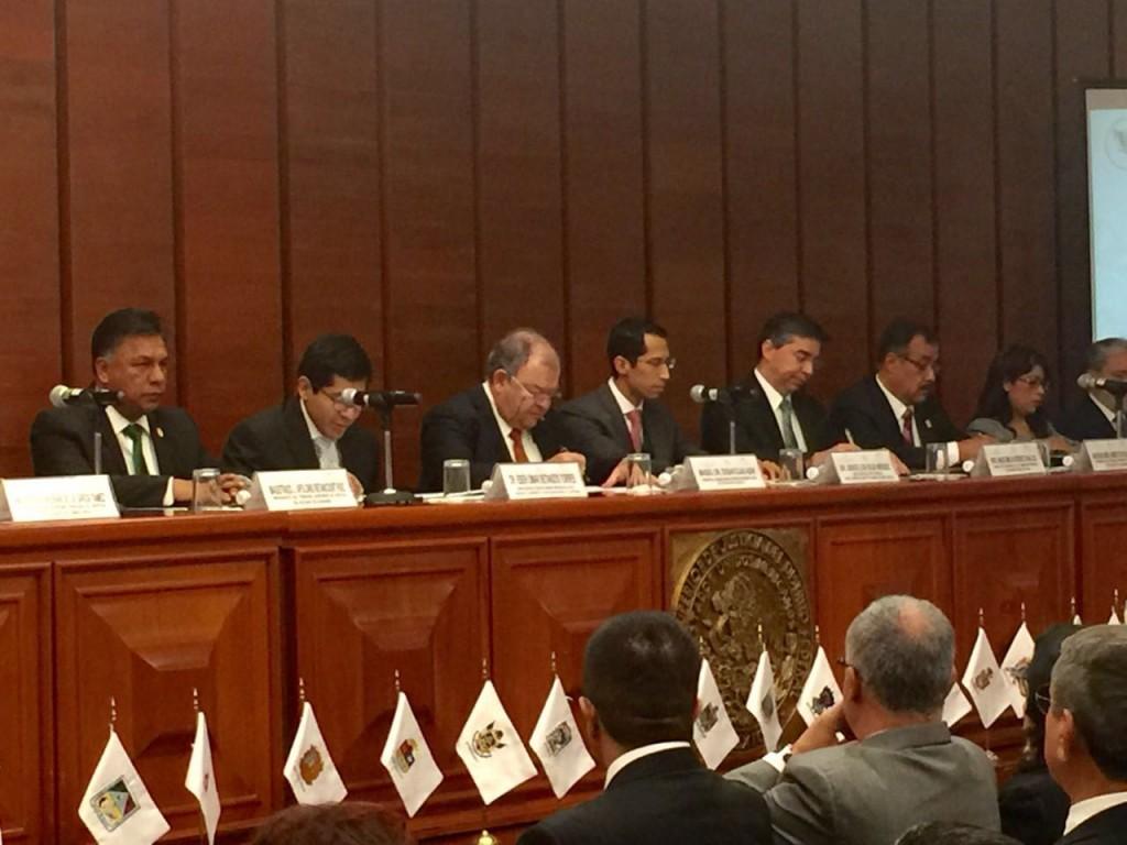 Reunión Nacional de Juzgadores de la CONATRIB