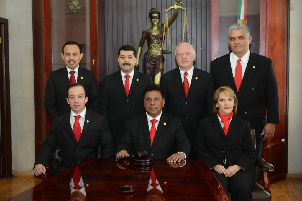 Pleno del Consejo de la Judicatura