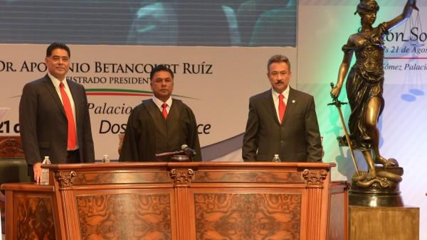 El Poder Judicial Durango líder en juicios orales a nivel nacional
