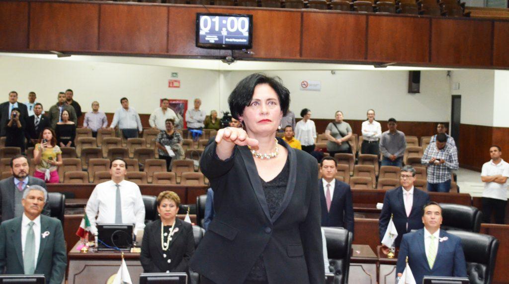 Designa Congreso del Estado nuevos magistrados del TJS