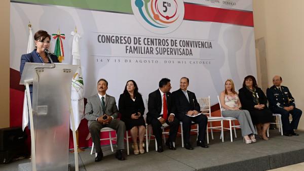 Inicia Congreso Nacional de Centros de Convivencia Familiar  en favor de los menores