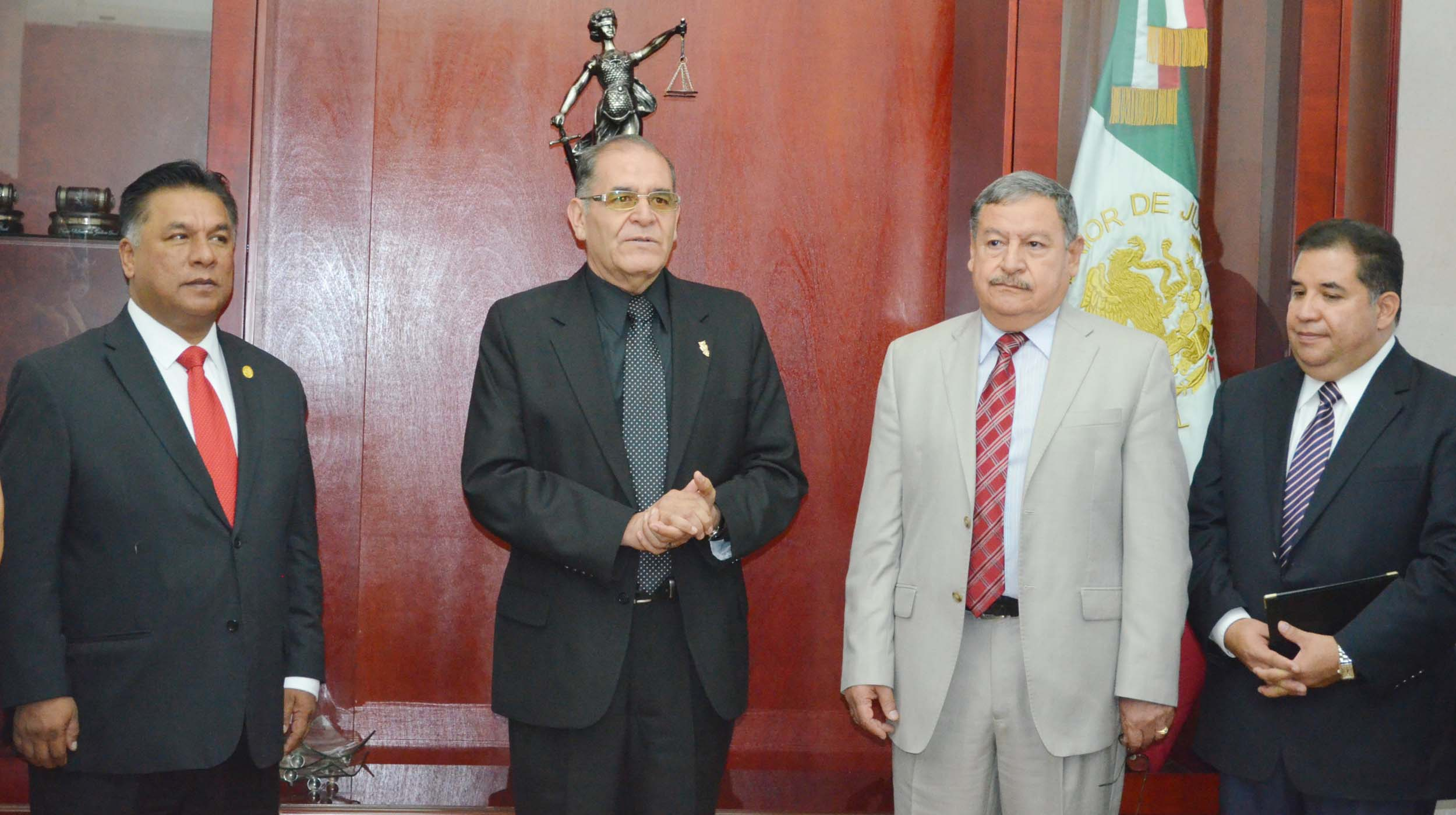 Dr. Esteban Calderón Rosas nuevo presidente del Poder Judicial del Estado de Durango