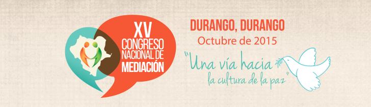 XV CONGRESO NACIONAL DE MEDIACIÓN