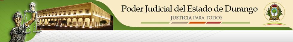 Poder Judicial del Estado de Durango