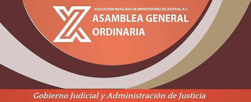 X ASAMBLEA GENERAL ORDINARIA - AMIJ :: DURANGO 2015