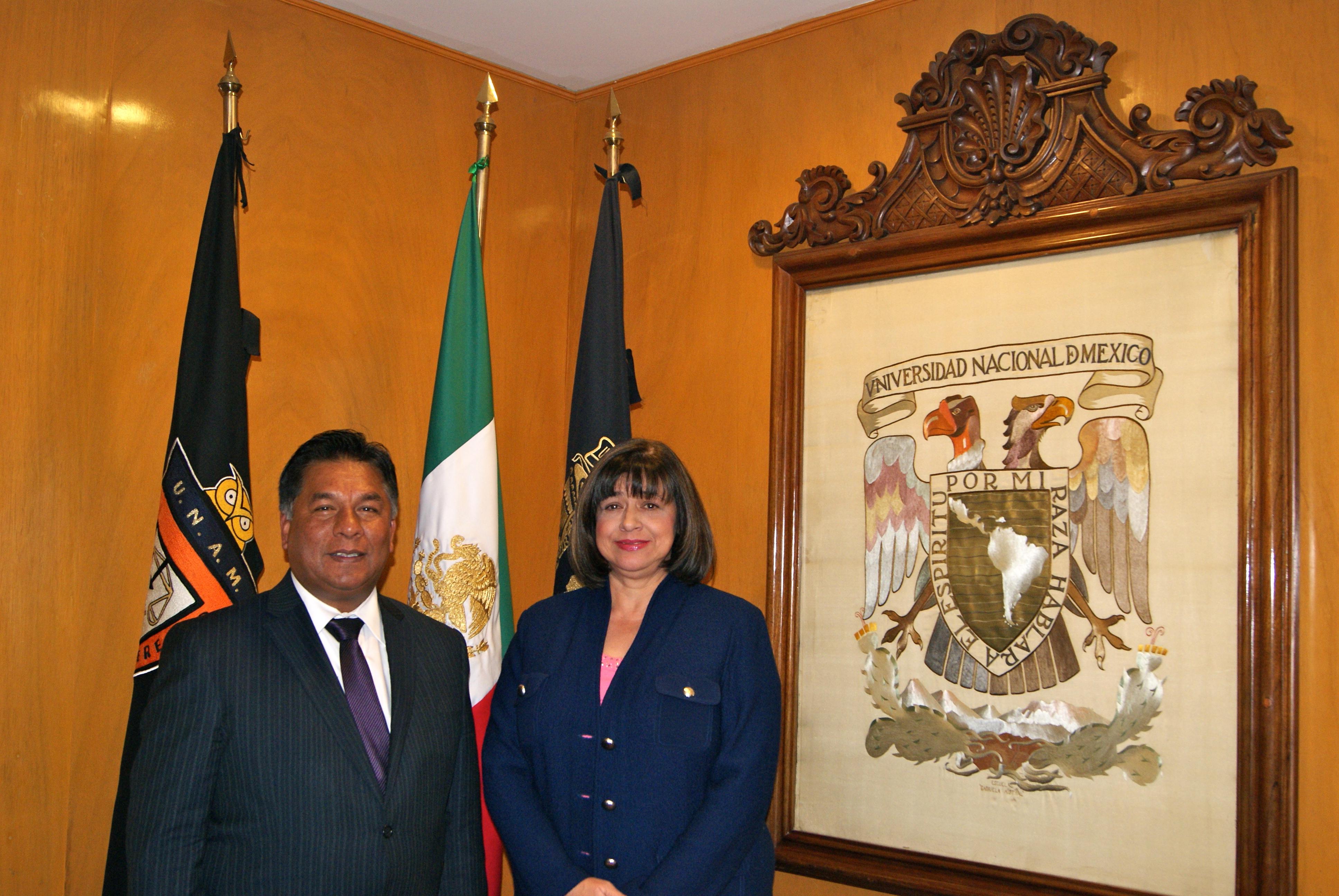 Firman convenio de colaboración jurídica el Poder Judicial y la UNAM